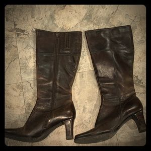 Aldo Heeled  Boots-8
